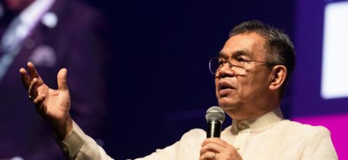 Efraim Tendero, secretário-geral da Aliança Evangélica Mundial. (Foto: Reprodução/WEA)