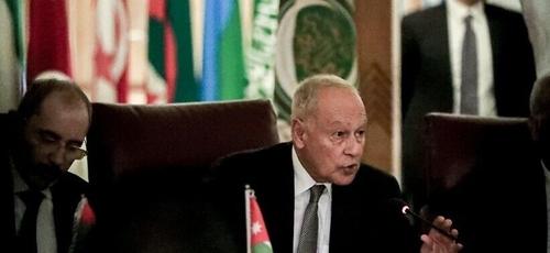 Ahmed Aboul Gheit, secretário-geral da Liga Árabe. (Foto: Khaled Desouki/AFP)