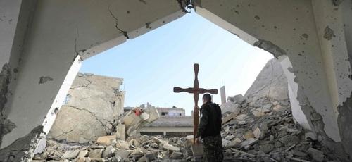 O cristianismo cresce mais em países laicos e países que perseguem cristãos. (Foto: AFP).