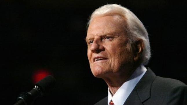 Billy Graham foi um dos maiores evangelistas dos últimos tempos. (Foto: BGEA)