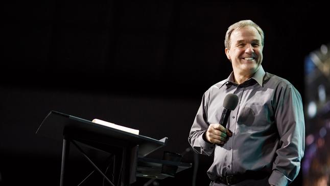 Mike Bickle é diretor da International House of Prayer of Kansas City. (Foto: IHOPKC)