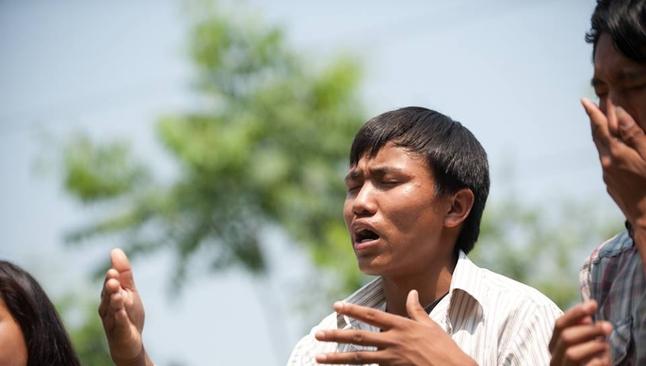 Imagem ilustrativa. Monges budistas se rendem a Jesus após desafiarem quem é o verdadeiro Deus. (Foto: Global Disciples)