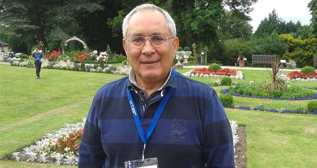 O pastor Ralph Goldenberg recebeu uma profecia em árabe, dizendo que ele devia evangelizar judeus. (Foto: God Reports)