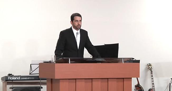 Paulo Júnior é o fundador da Sociedade Missionária Defesa do Evangelho. (Foto: Reprodução).