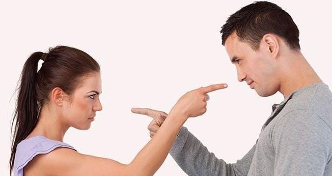 Briga de casal. (Foto: Getty)