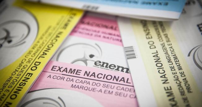 O novo edital do Exame Nacional do Ensino Médio apresenta mudanças. (Foto: Reprodução)
