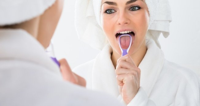 O mau hálito pode indicar algo mais sério do que falta de higiene na boca. (Foto: Reprodução)