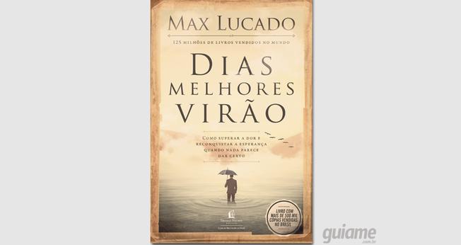 Lucado é um dos autores cristãos mais populares da atualidade, com mais de 125 milhões de livros vendidos em todo o mundo. (Foto: Divulgação).