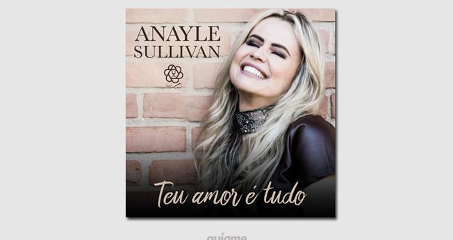 """Atualmente, Anayle é capa de uma das playlists mais importantes do Spotify, """"Mulheres do Gospel"""". (Foto: Divulgação)."""