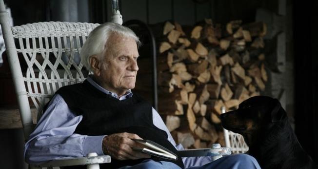 Billy Graham é considerado um dos maiores pregadores da história. (Foto: Associação Evangelística Billy Graham)