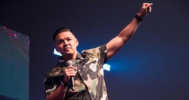 O pastor Teófilo Hayashi, da Igreja Monte Sião, é fundador do Movimento Dunamis. (Foto: Reprodução/Instagram)