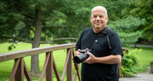 Robert Updegrove, o fotógrafo que processou a lei Virginia Values Act, aprovada em 2020. (Foto: Alliance Defending Freedom)