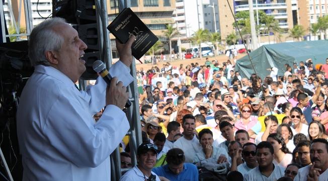Grande Batismo - AD Ceará\
