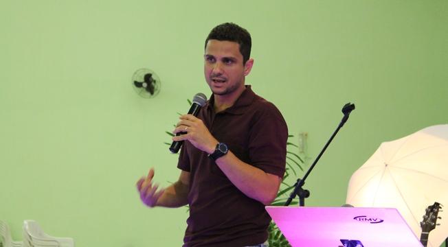 """Fabiano Alves: """"Jesus nos chama para o evangelho"""""""