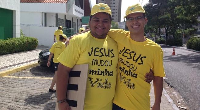 Evangelismo Igreja Batista Alvorada