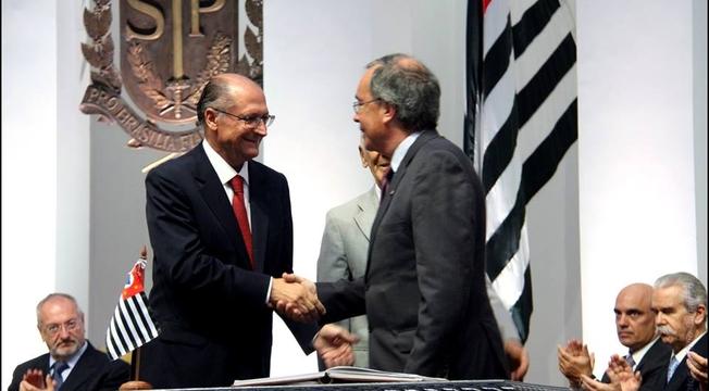 Posse Alckmin