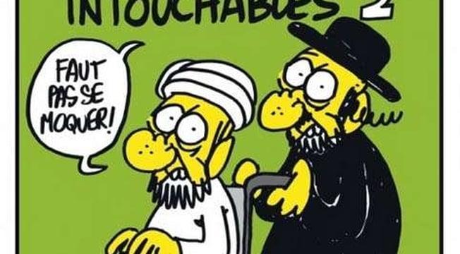 Charlie Hebdo Capa