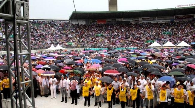 7º Congresso Fogo de Avivamento para o Brasil, com Benny Hinn