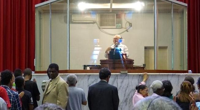 Trajetória Missionário David Miranda