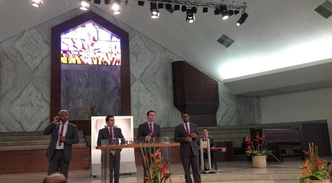 Encontro de Pastores - UNASP
