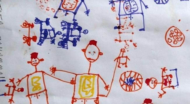 Desenhos de crianças nigerianas 5