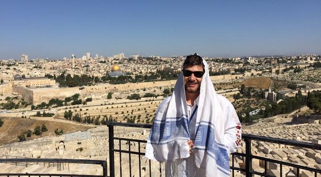Vista sobre Jerusalém