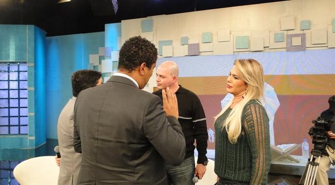 Participação do pastor Bruno dos Santos no Superpop