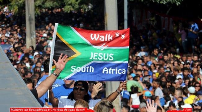 Marcha para Jesus em SP
