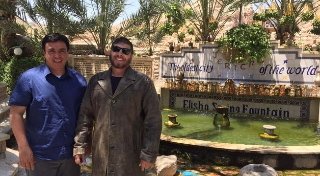 Viagem do Ap. Joel Engel a Israel