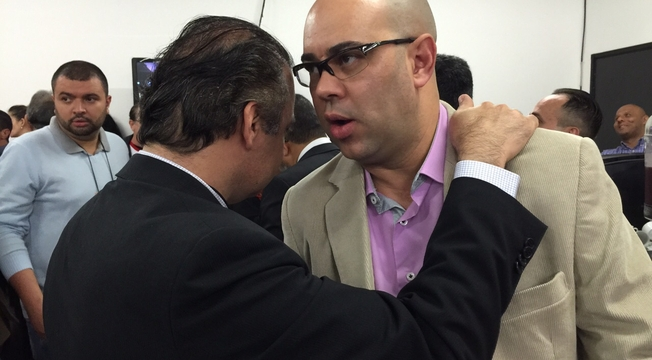 Roberto de Lucena no 3º Congresso UGT