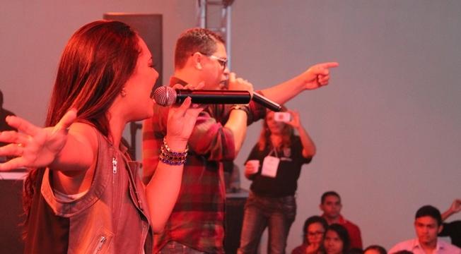 Shows na ExpoEvangélica 2015