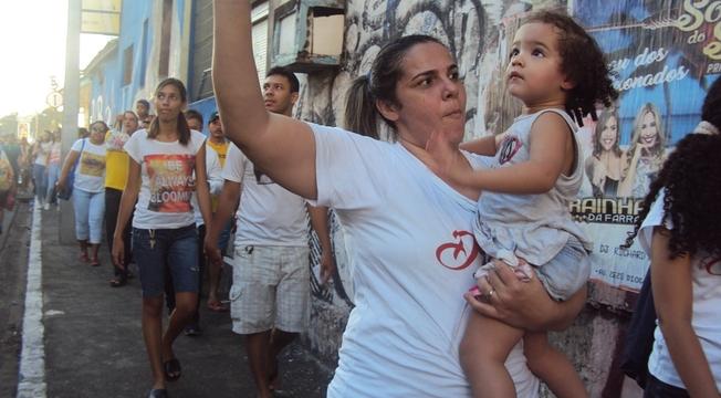 Marcha para Jesus Fortaleza 2017