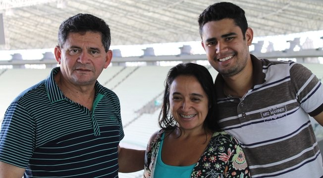 Festa de encerramento do Centenário acontecerá na Arena Castelão; veja fotos