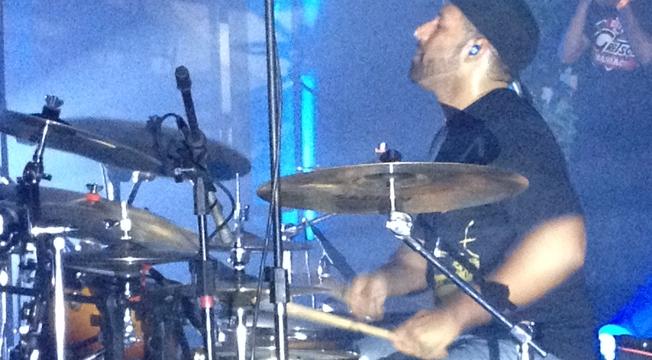 "Alexandre Aposan: ""Deus me deu este talento para levar a Palavras através dos tambores"""