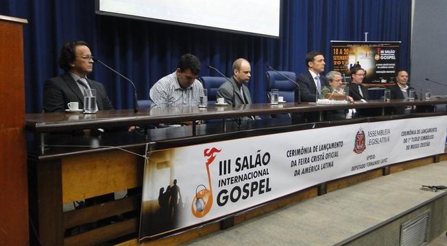 Homenagem ao Salão Internacional Gospel_