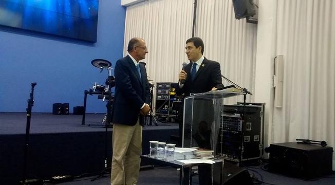 Alckmin - Abbud
