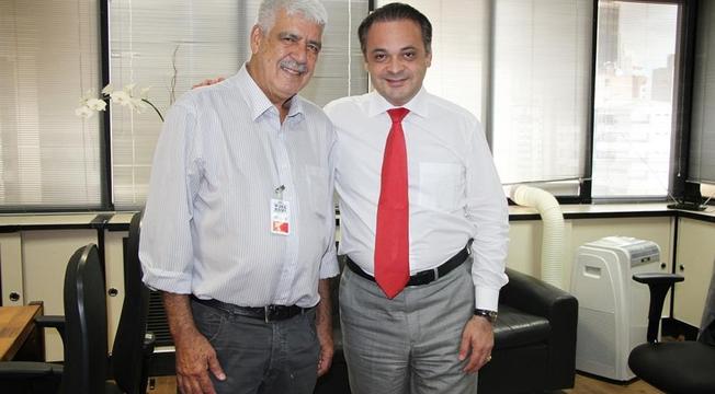 Roberto de Lucena e Benedito Rafael da Silva