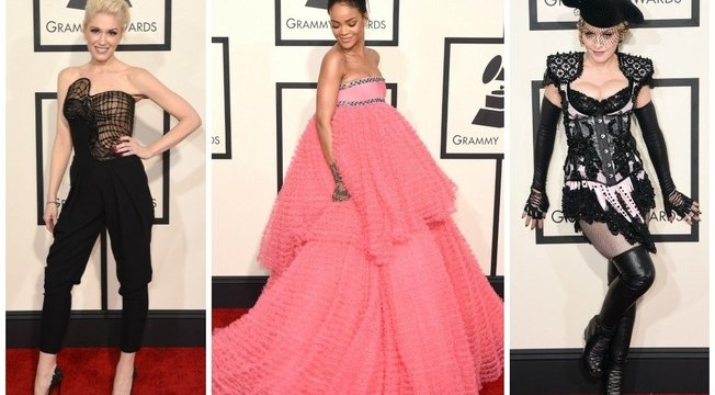 looks do Grammy 2015