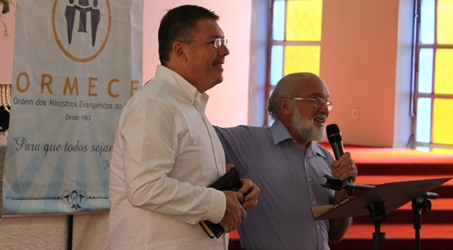 Carlos Queiroz e Ed René Kivitz