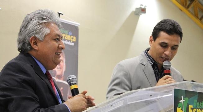 Encontro de Pastores e Líderes - Festival  de Esperança em Fortaleza (CE)