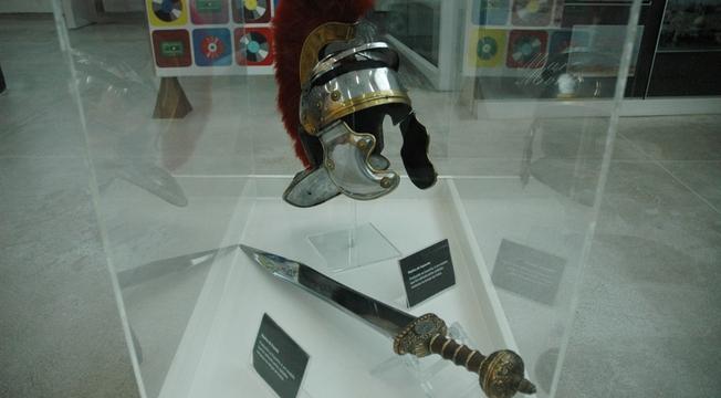 Armamentos de Soldados Romanos