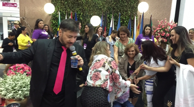 Congresso Nacional de Mulheres do Evangelho Quadrangular
