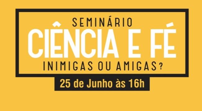 Ciencia e Fé - Seminário - CN