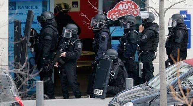 Sequestro França