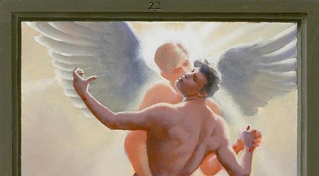 Paixão de Cristo: A Visão Gay