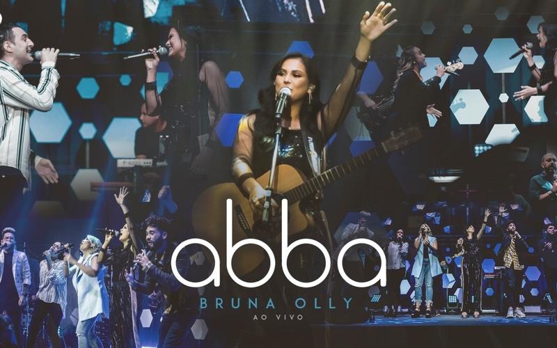Bruna Olly gravou o seu primeiro álbum ao vivo digital pela Sony Music no final de janeiro. (Imagem: Divulgação)