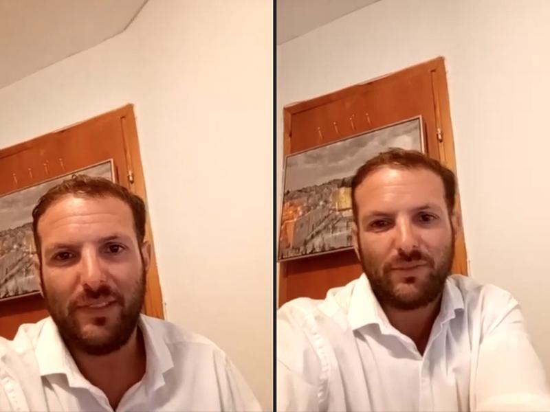 Benjamin Serber é professor de hebraico, nascido e residente de Israel. (Foto: Guiame)