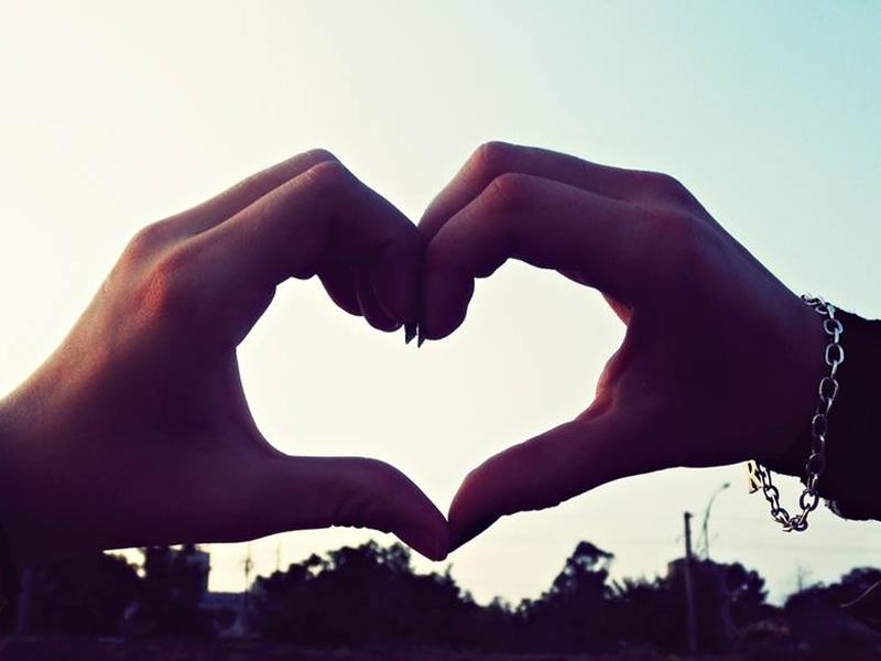 Deus me ama sempre com o mesmo amor. (Foto: Facebook)