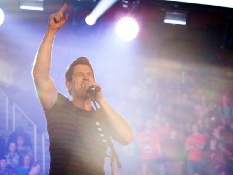 "Jeremy Camp é o autor de sucessos como ""I Still Believe"" e ""Walk by Faith"". (Foto: Eric Brown)"