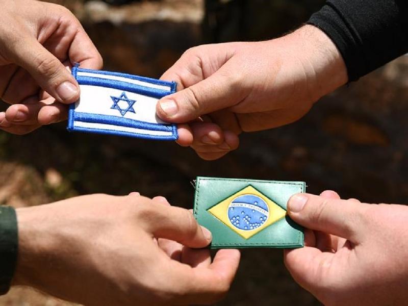 Muitas pessoas na América Latina têm descendência judaica, diz estudo. (Foto: Exército Brasileiro-12 BI/Rafi Green)